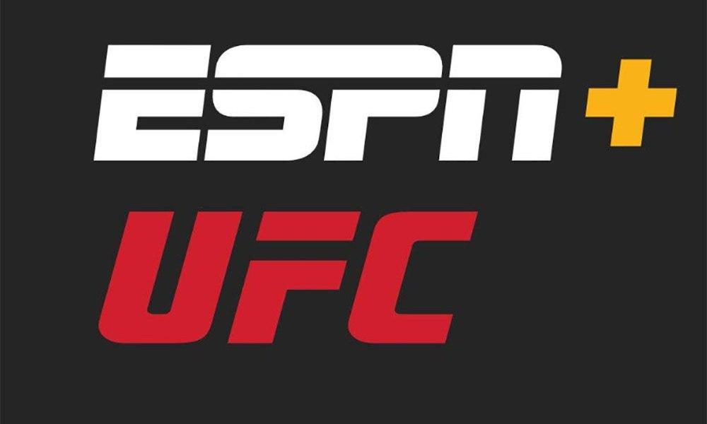 UFC on ESPN+ 1 1