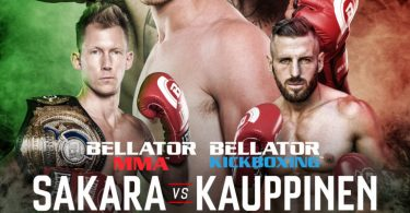 Bellator Genova: Sakara vs Kauppinen 12