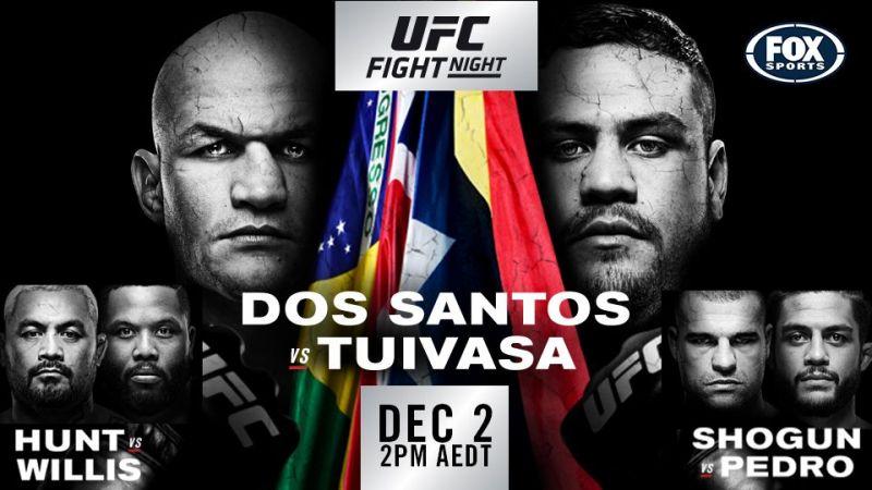 RISULTATI UFC FIGHT NIGHT ADELAIDE 1