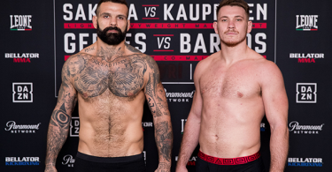 Risultati Bellator Genova: Alessio Sakara vs Kent Kauppinen (+video) 11