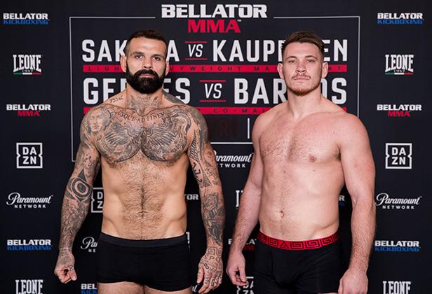 Risultati Bellator Genova: Alessio Sakara vs Kent Kauppinen (+video) 1