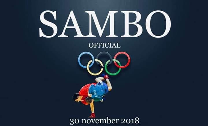 Il Sambo è stato riconosciuto disciplina olimpica. 1