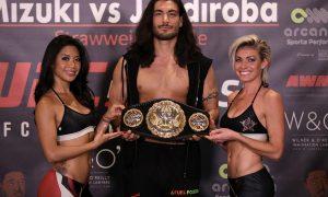 UFC 231 : HOLLOWAY VS ORTEGA 6