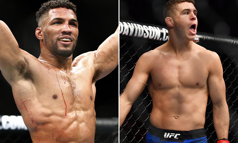 RISULTATI UFC ON FOX 31: LEE VS IAQUINTA II 1