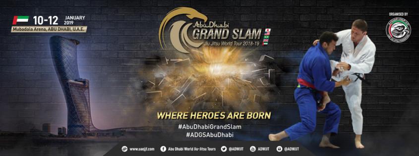 Abu Dhabi Grand Slam 2019 1