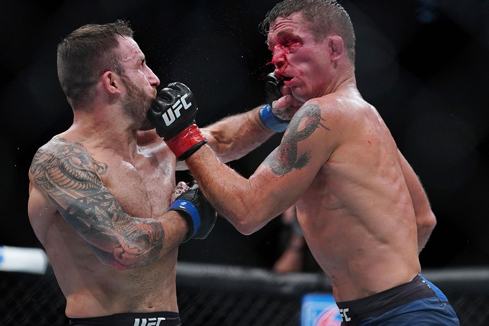 OSSERVATO SPECIALE UFC232 3
