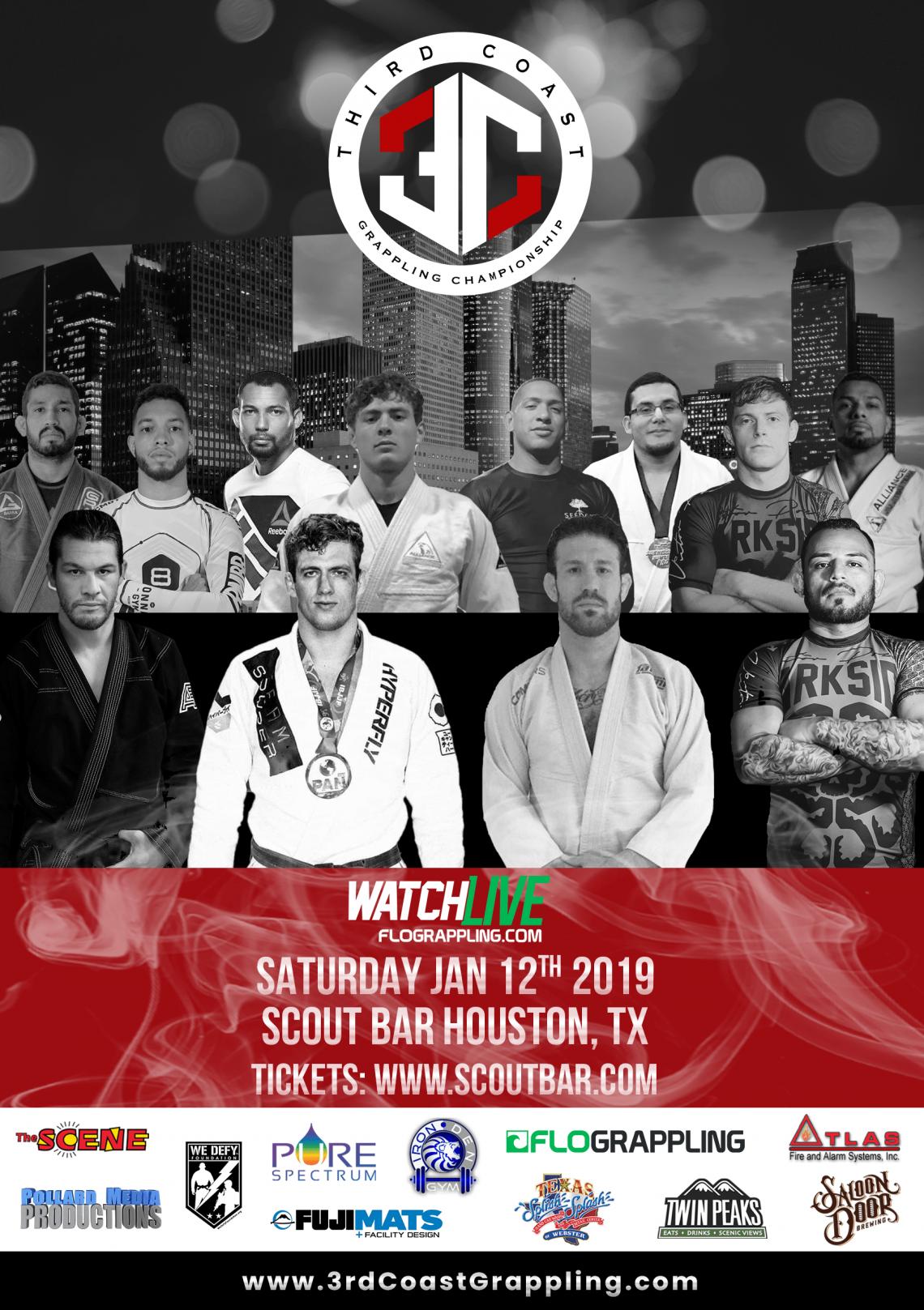 Third Coast Grappling Championship 2019 1
