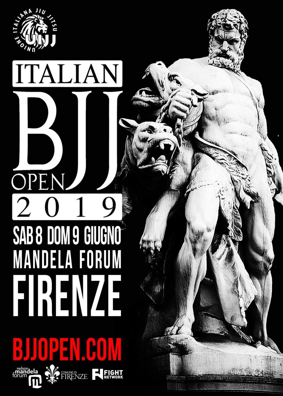 Italian Bjj Open (UIJJ) - Firenze 1