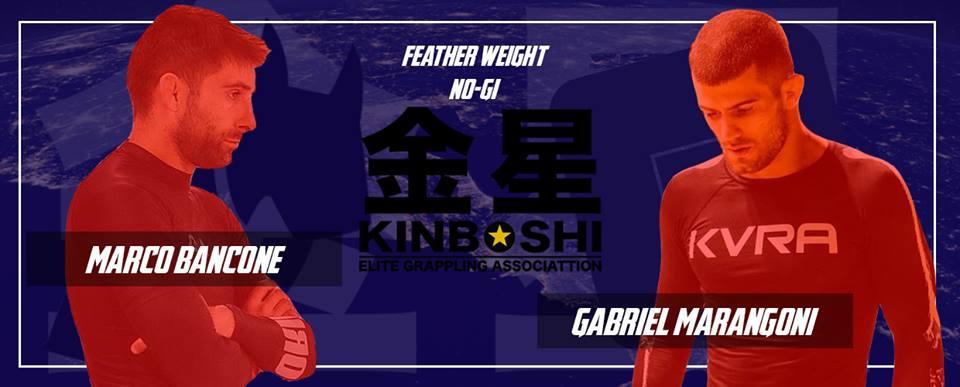 Kinboshi Elite Grappling Association: Report e Risultati 6