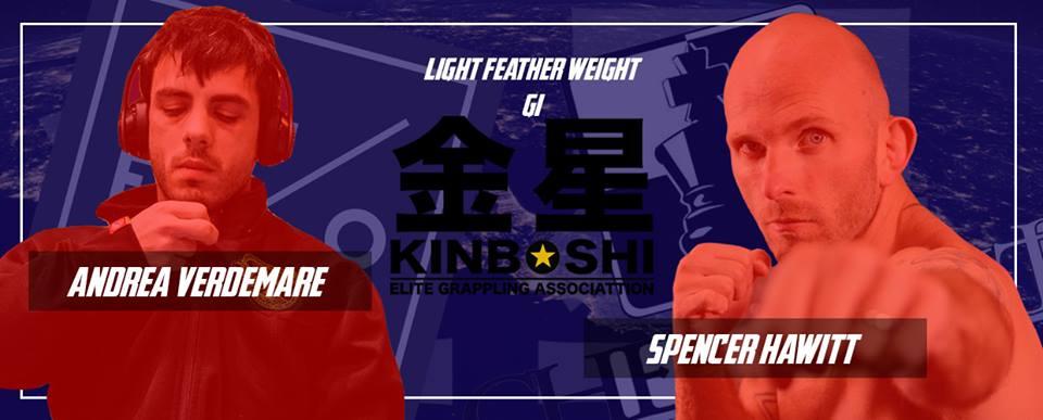 Kinboshi Elite Grappling Association: Report e Risultati 5