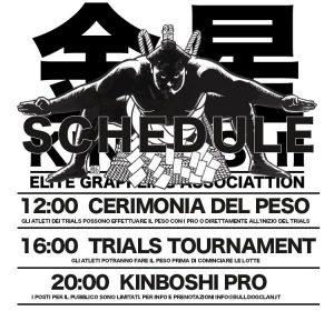 Kinboshi Elite Grappling Association: Report e Risultati 2