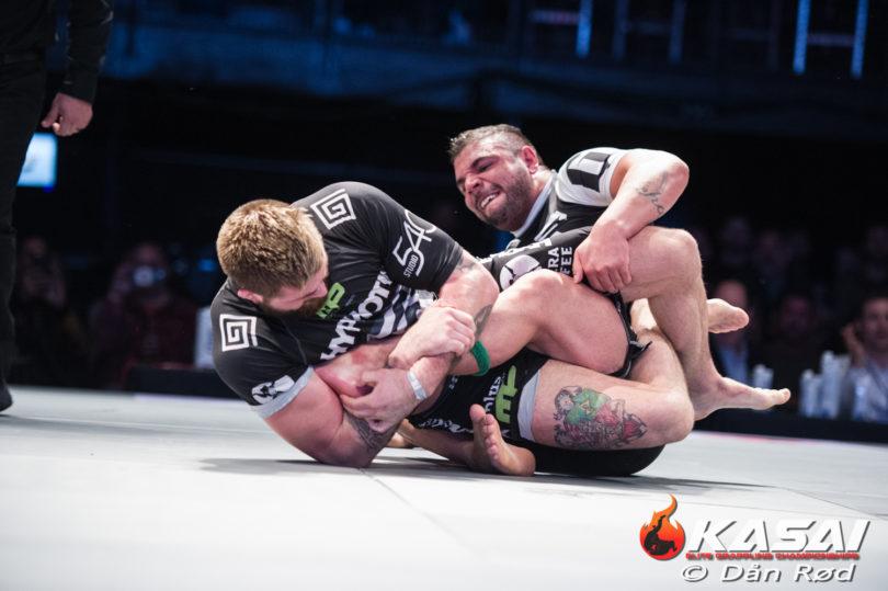 Gordon Ryan fuori dal torneo di Combat Jiu Jitsu EBI 1
