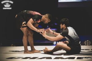 Report WAR Submission Kings Championship 2 3