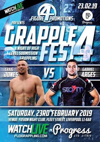 GrappleFest 4 1