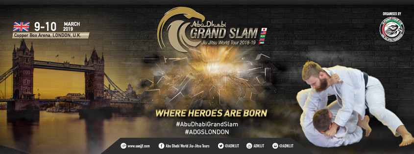 2019 Abu Dhabi Grand Slam London 1