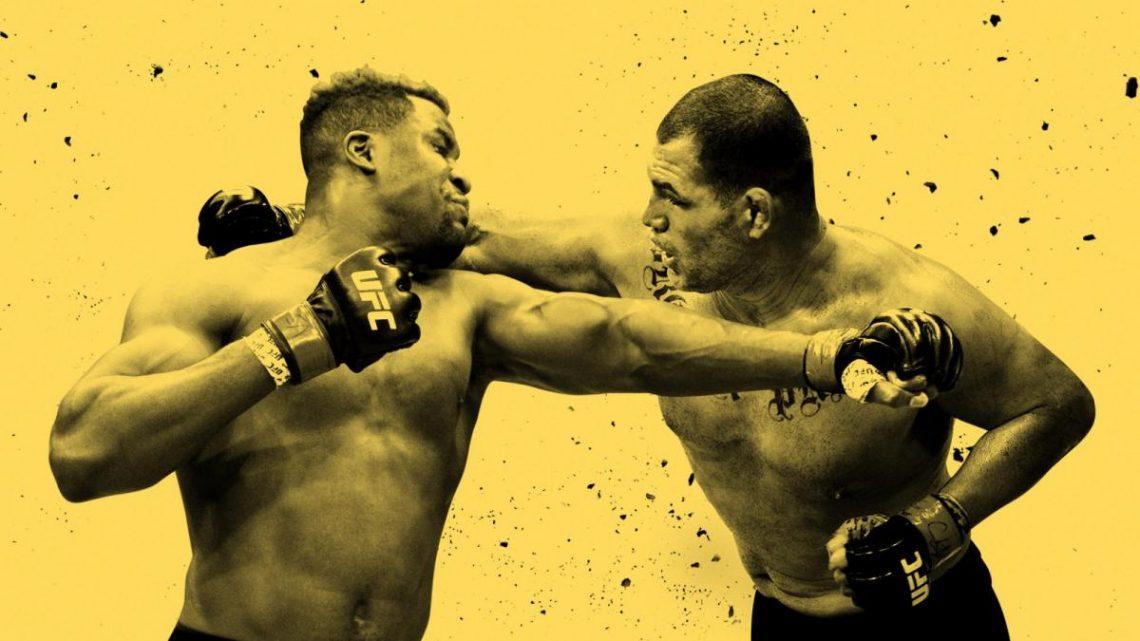 RISULTATI UFC ON ESPN 1 1
