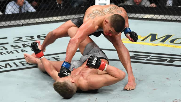 RISULTATI UFC FIGHT NIGHT: THOMPSON VS PETTIS 1