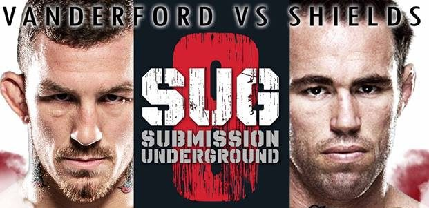 CRAIG JONES, DIEGO SANCHEZ, FRANK MIR E ALTRI AL SUBMISSION UNDERGROUND 8 1