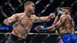 L'EX CAMPIONE UFC STIPE MIOCIC HA LOTTATO AD UN EVENTO DI BJJ 2