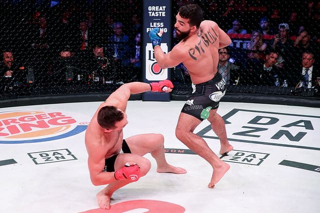 RISULTATI BELLATOR 221: CHANDLER VS. PITBULL 1