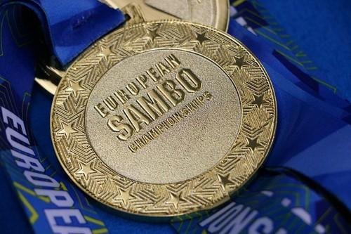 Risultati europei di Sambo 2019 Gijon 1