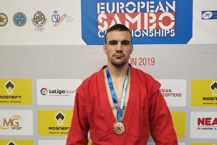 Risultati europei di Sambo 2019 Gijon 5