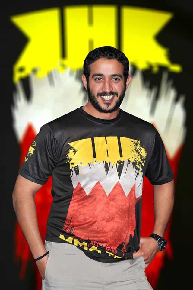 Principe Guerriero del Bahrain: Khalid Bin Hamad Al Khalifa. 2