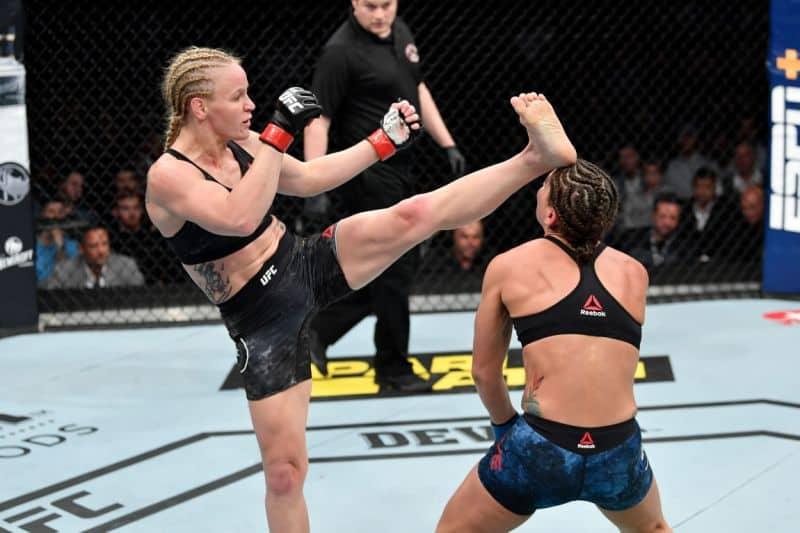RISULTATI UFC 238 6