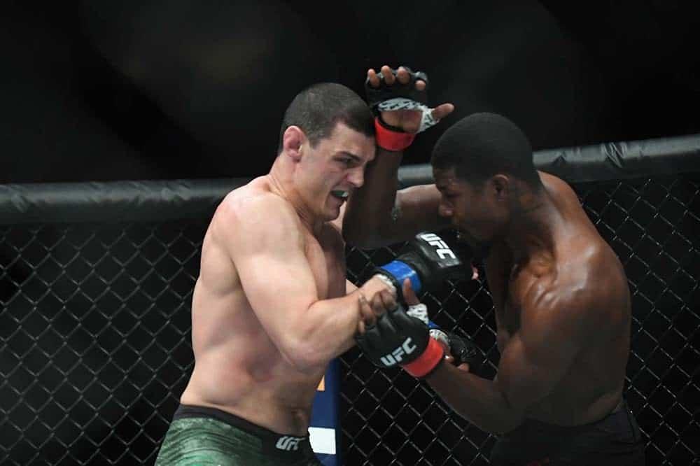 RISULTATI UFC GREENVILLE 2