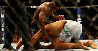 RISULTATI UFC ON ESPN 3: NGANNOU VS. DOS SANTOS 23