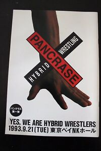 Pancrase 1: Yes, We Are Hybrid Wrestlers 1
