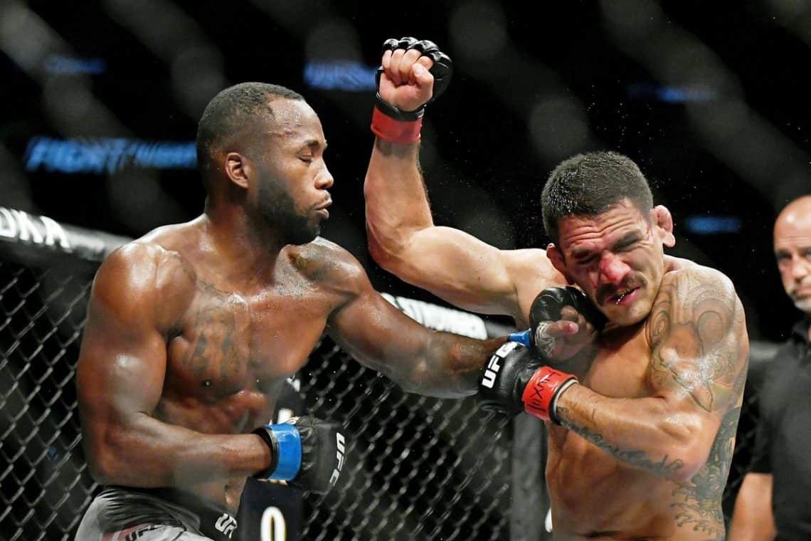 RISULTATI UFC ON ESPN 4 1