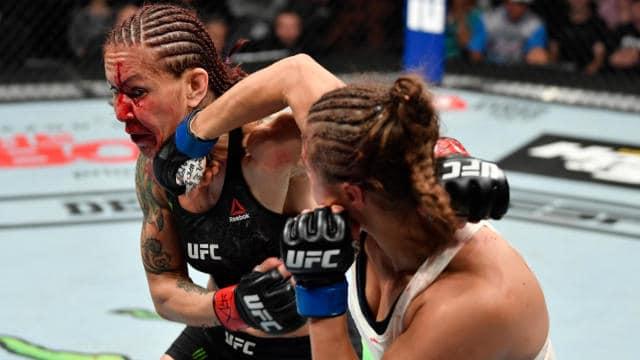 RISULTATI UFC 240 9