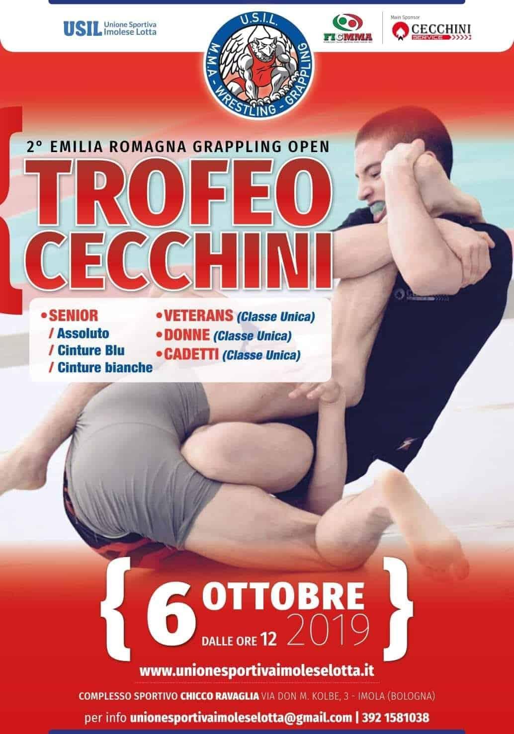 Trofeo Cecchini (2 Emilia Grappling Open) 1