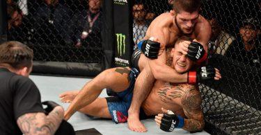 RISULTATI UFC 242 NURMAGOMEDOV VS. POIRIER 1