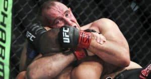 I 5 migliori Grapplers attualmente in UFC 6