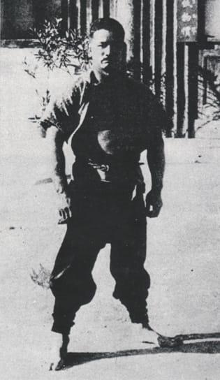 La Storia: Tatsukuma Ushijima (il maestro di Kimura) 1