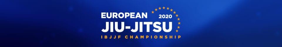 European IBJJF Jiu-Jitsu Championship 2020 1