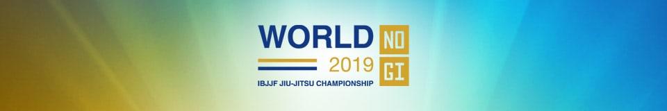 World IBJJF Jiu-Jitsu No-Gi Championship 1
