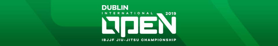 Dublin International Open IBJJF Jiu-Jitsu Championship 1
