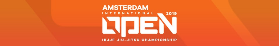 Amsterdam International Open IBJJF Jiu-Jitsu Championship 1