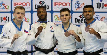 Judo, Mondiali juniores 2019 Day 4 : sfortunati gli azzurri, medaglia di bronzo per Carlino a Malaga 5