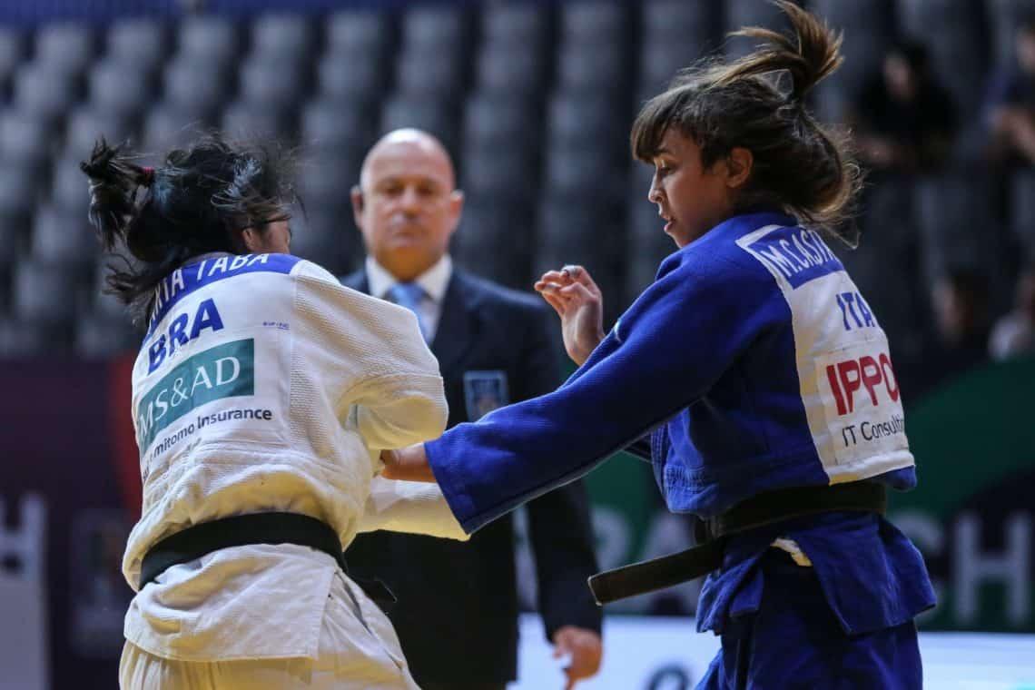 Judo, Mondiali juniores 2019 - Report prima giornata: Castagnola al settimo posto 1