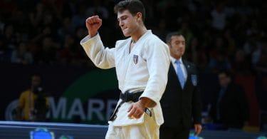Judo, Mondiali juniores 2019 Seconda giornata : Edoardo Mella vince il bronzo 7