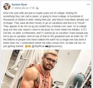 """AJ Agazarm attacca Gordon Ryan: """"Sei solo un codardo pieno di steroidi"""". E Ryan risponde per le rime! 2"""