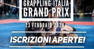 Il Grappling-Italia Grand Prix torna in grande stile il 23 Febbraio! 4