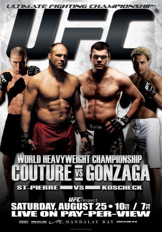 UFC 74: Respect 1