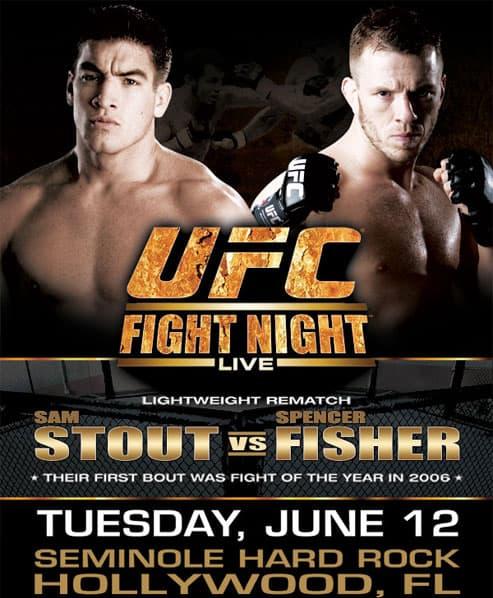 UFC Fight Night: Stout vs. Fisher 1
