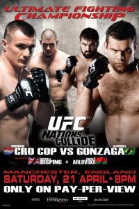UFC 70: Nations Collide 2