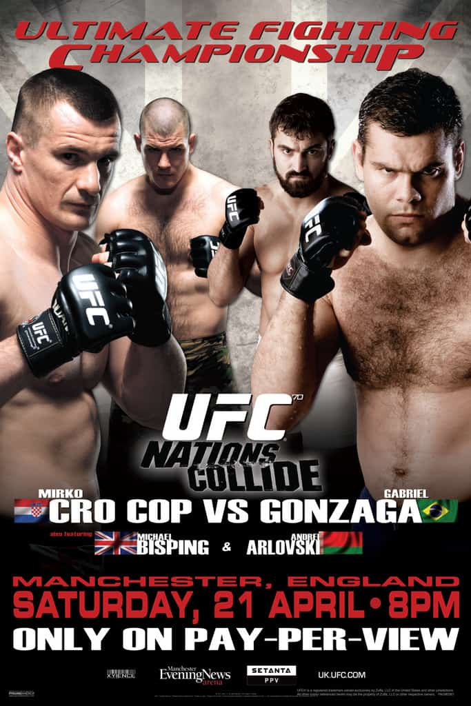 UFC 70: Nations Collide 1